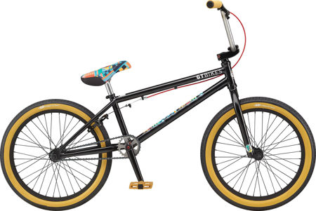 Picture of GT PERFORMER BMX BIKE 2021 Crna